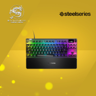 SteelSeries Apex 7 TKL ( Red Switch ) US Keyboard - (Black)
