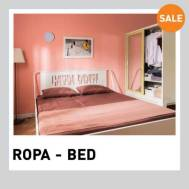 KIOSK ROPA-BED set 6 ft ROPA (ROPA-BED-060)