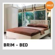 KIOSK BRIM-BED set 3.5 ft BRIM (BRIM-BED-035)