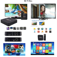 Harrier H96 Max 4K TV Box (Ram4GB, Rom32GB)