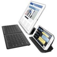 Harrier Mobile Fordable Blue Tooth Keyboard