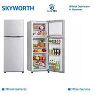 SV: SKYWORTH Two Door Refrigerator (Forst Type 138 L) (SRD-160DT)