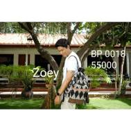 Zoey small backpack (BP 0018)