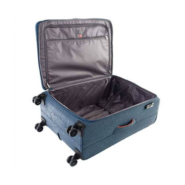 """Caggioni High Quality Polyester with Thick Fabric Travel Luggage (16-I7-17011) Size 20"""""""