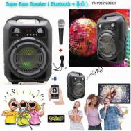 Harrier Super Bass Bluetooth Speaker + Mike