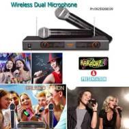 Harrier Dual Wireless Mike