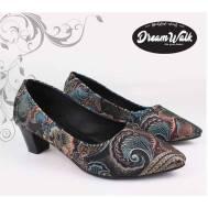 Dream Walk Block Heel Pump(2 inches) (DW02)