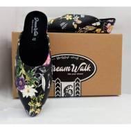 Dream Walk Half Shoe(2 inches) (DW34)