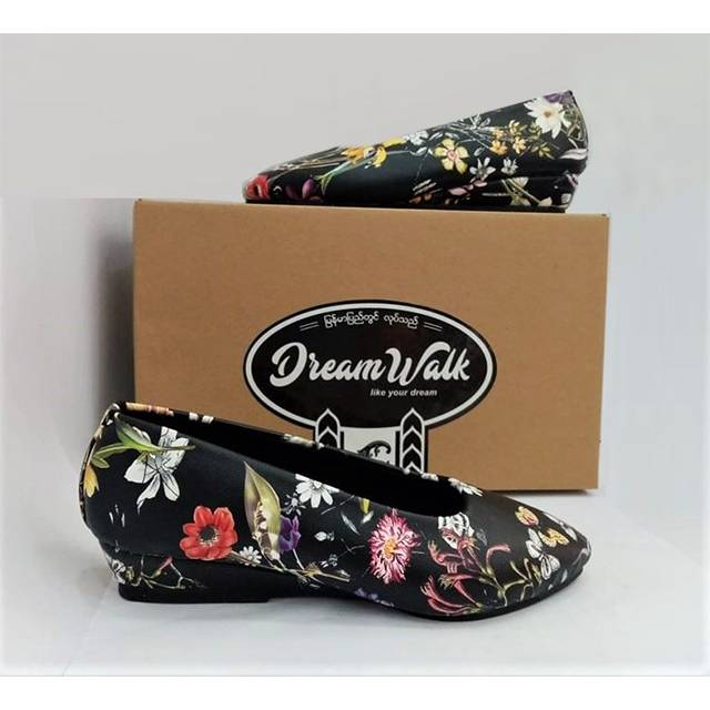 Dream Walk Wedge(1 inch) (DW34)