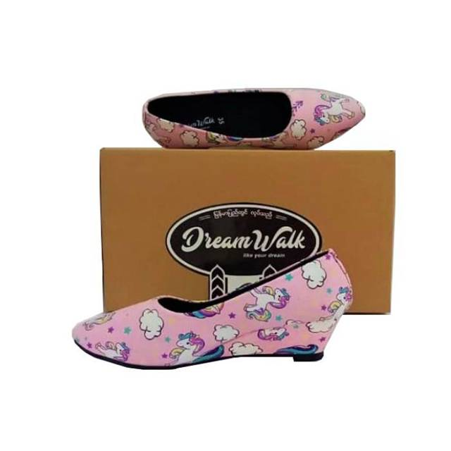 Dream Walk Wedge(2 inches) (DW35)