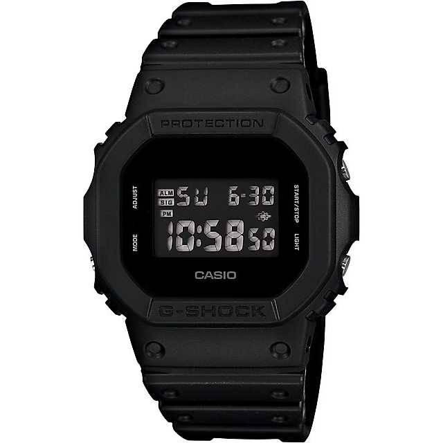 CASIO (G-Shock) Black Out Digital Watch (First Copy)