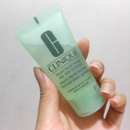 Clinique Liquid Facial Soap Oily Skin Formula - Combination Oily to Oily 30ml