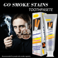 Disaar Tobacco Stains Smokers Whitening Toothpaste (Coffee, Tea ,Smoke Stains Removal)