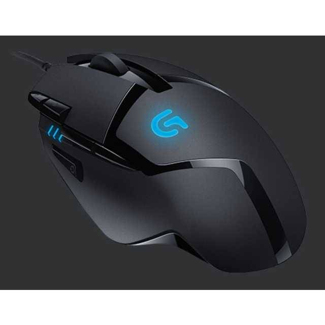 Logitech Hyperion Fury Ultra-Fast FPS Gaming Mouse (G402)