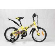 "La Bicycle RUSH 16""2017 YELLOW (B16LARSH170000YL)"