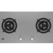 Beko Hobs (2 Gas Zone) - HIEW72242SOX