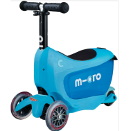 Monument Micro Mini2go Deluxe Scooter:Blue(7640108563293)