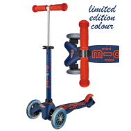 Monument Mini Micro Deluxe Scooter:Navy blue(7630053516833)