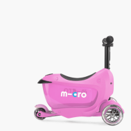 Monument Micro Mini2go Deluxe Scooter:Pink(7640108563286)