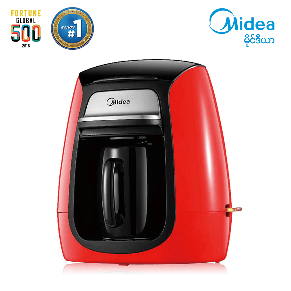 Midea Coffee Maker 0.15L ( MAD201R)