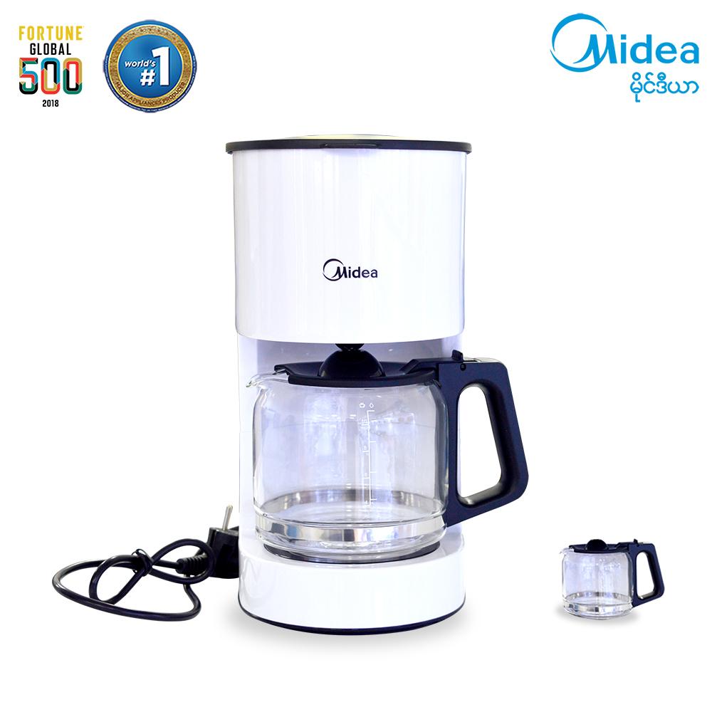 Midea Coffee Maker 1.25 Liter (MAD-1502)
