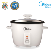 Midea Simple Rice Cooker 1.8 Liter (MG-GP45B)