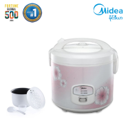 Midea Simple Rice Cooker 1.8 Liter (MB-YH509)