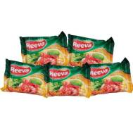 Reeva Hot and Sour Shrimp Noodles 65g (5 Bag)