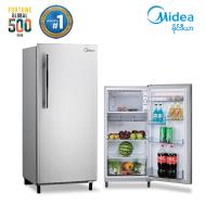 Midea One Door Refrigerator 180 Liter (HS-235SS2)