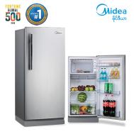 Midea One Door Refrigerator 180 Liter (HS-235SS1)
