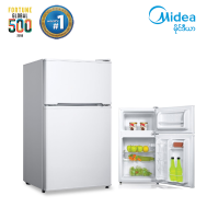 Midea One Door Refrigerator 87 Liter (HD-113F)