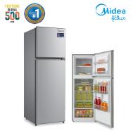 Midea Two Door Refrigerator 195 Liter (HD-255FWEN)