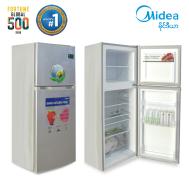 Midea Two Door Refrigerator 156 Liter (HD-203F)