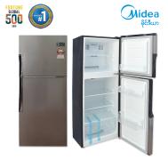Midea Two Door Refrigerator 165 Liter (HD-215WEN)