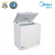 Midea Chest Freezer 194 Liter (HS-252C)