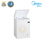 Midea Chest Freezer 102 Liter (HS-129C)