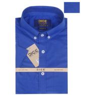 DICE Men Shirt SS 1040A - Navy Blue