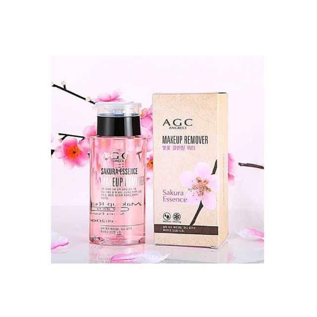 AGC Sakura Essence Makeup Remover