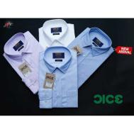 DICE Men Shirt LS 1090