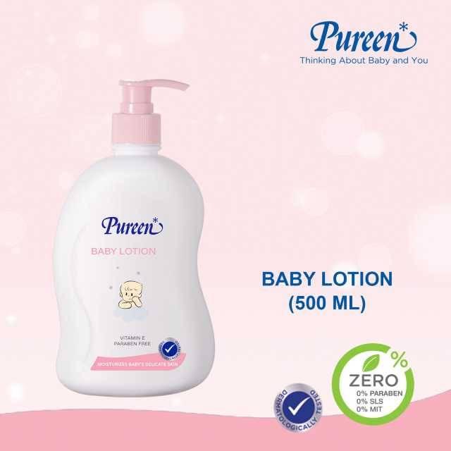 Pureen BABY LOTION 500 ML (NEW) (31BBT410500)