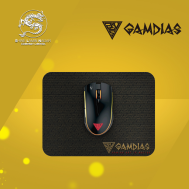 Gamdias Mouse and Mouse Pad (ZEUS E2)