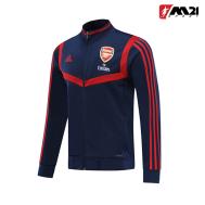 Adidas Arsenal Jacket (AJ02) (Blue&Red)