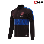 Nike Barcelona Jacket (BJ01) Black&Blue