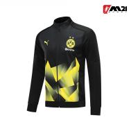 PUMA Dortmund Jacket Black (DMJ01)