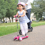 Monument MINI MICRO CLASSIC SCOOTER - PINK(7640108561008)