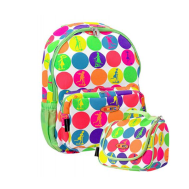 Monument MAXI MICRO BACKPACK NEON DOTS(76401085565532)
