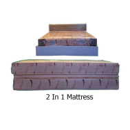 Sein & Mya Cupid Class 2 In 1 Mattress (Double King) (3623742)