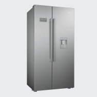 Beko 630 Lt Side by Side Refrigerator - (ASD241S)