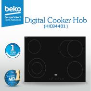 Beko Four Vitroceramic Hobs - HIC84401