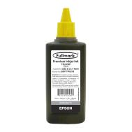 Fullmark Dedicated for Epson Printer Inkjet Refill Ink - 100ml (Yellow)